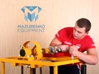 Train with  Mazurenko equipment! Mechanical Arm