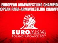 2017 EUROPEAN ARMWRESTLING CHAMPIONSHIP – KATOWICE, POLAND
