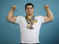Dmitry Ionov, more than an armwrestler