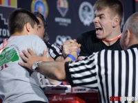 European Championship: juniors, youth and masters, right hand