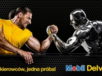 Finał Mobil Delvac Strong Traker na Motor Show Truck