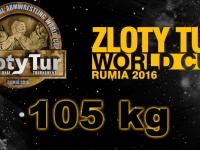 Favorites of 105 kg category