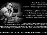 Wesprzyj Dawida Bartosiewicza