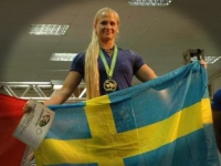 SARAH BÄCKMAN IN POWERLIFTING? # Armwrestling # Armpower.net