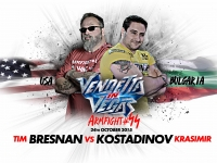 Kostadinov vs Bresnan – are we up for an epic figth?