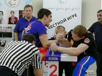 Through sportsman's eyes: Russian para-armwrestling championship # Armwrestling # Armpower.net