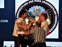 World Armwrestling Championship WAF Day 1.  # Armwrestling # Armpower.net