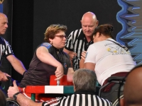 Para-armwrestling and masters: the 3rd day of the Worlds # Armwrestling # Armpower.net