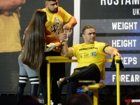 Rustam Babaiev: I'm not looking for easy ways in Top-8 # Armwrestling # Armpower.net