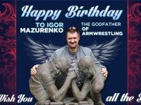 Igor Mazurenko - Wszystkiego najlepszego