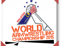XXXVII WORLD ARMWRESTLING CHAMPIONSHIP 2015