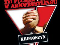 XVI Puchar Polski w Armwrestlingu