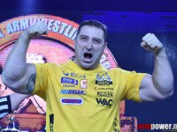 Krasimir Kostadinov: «105 kg is my category!»