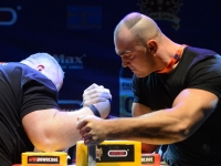 What's your opinion on armwrestling at the Olympic games?