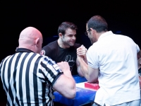 National Armwrestling Championship in France: review