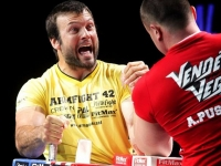 Armwrestlers, who changed the sport. Devon Larratt