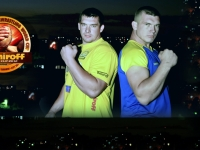 THE TOKAREV BROTHERS IN PLUS 95 KG