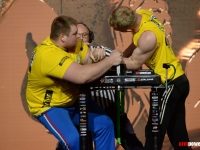 Dmitry Silaev: I would like to see the fight between Laletin and Prudnik # Armwrestling # Armpower.net