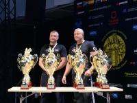 World Championship. Juniors and masters