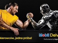 Mobil Delvac Strong Traker