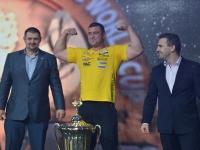 Złoty Tur Cup – OPEN lewa ręka zdjęcia