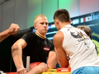 World Armwrestling Championship 2014. Top 3 results