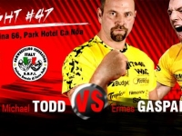 Ermes Gasparini vs Michael Todd by Engin Terzi