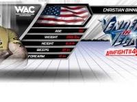 Armfight #45: Training of Christian Binnie