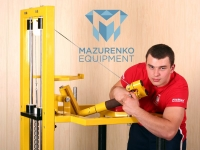 Train with  Mazurenko equipment!