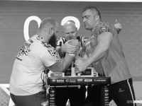 EAF Head Referee: Tribute to a great athlete. # Armwrestling # Armpower.net