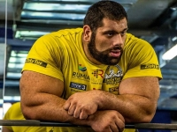 Levan Saginashvili:  I am glad that I have found the work that makes me happy. # Armwrestling # Armpower.net