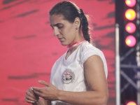 Georgian Princess Marine Futkaradze # Armwrestling # Armpower.net