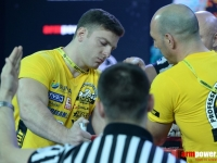 "Zurab Tavberidze: ""I injured my right arm at the Worlds"" # Armwrestling # Armpower.net"