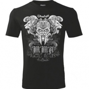 LIONS ARMFIGHT T-Shirt (unisex) - black