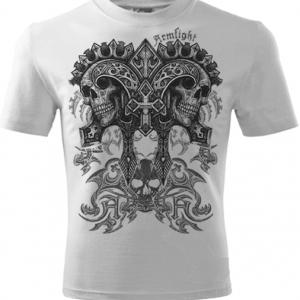 SKULLS ARMFIGHT T-Shirt (unisex)
