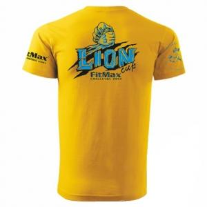 LION 2013 unisex T-shirt– yellow