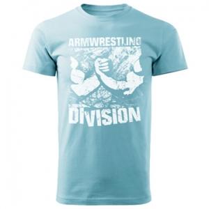 Unisex ARMWRESTLING DIVISION - blue