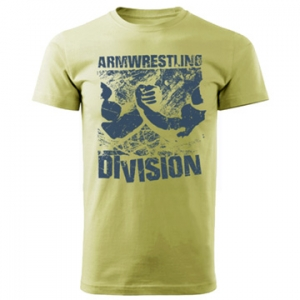 Unisex ARMWRESTLING DIVISION - green