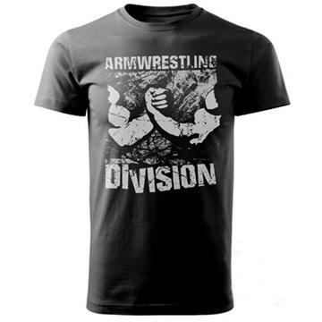 Unisex ARMWRESTLING DIVISION - black