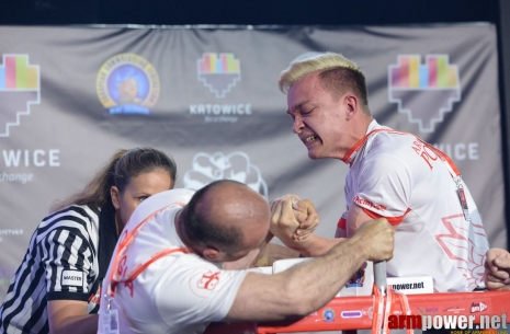 XX European Para-Armwrestling Championship: review # Armwrestling # Armpower.net