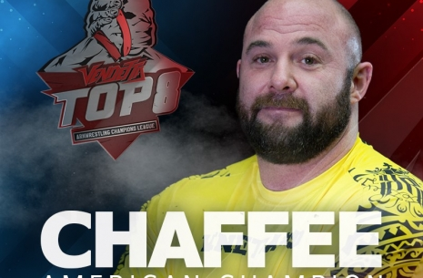 Dave Chaffee will pull in the transition fight of Top 8! # Armwrestling # Armpower.net
