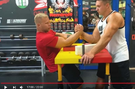 How not to get hurt # Armwrestling # Armpower.net