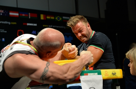World Armwrestling Championship 2014. Senior finalists # Armwrestling # Armpower.net