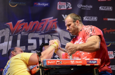 Denis Tsyplenkov vs Devon Larratt? # Armwrestling # Armpower.net