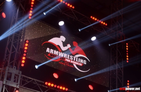 How it was: Armwrestling World Cup for Disabled # Armwrestling # Armpower.net