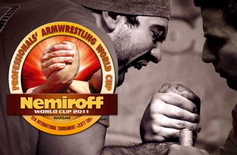 Nemiroff 2011 - left hand results # Armwrestling # Armpower.net