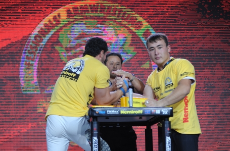 Right hand - semi finals and finals results # Armwrestling # Armpower.net