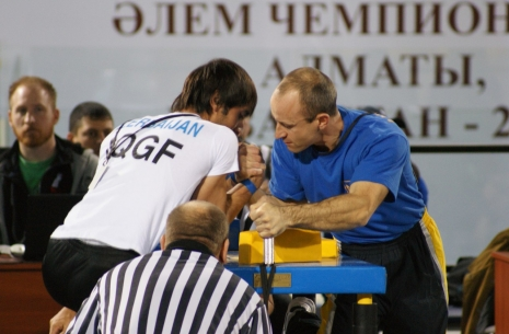 """The use of any technical means should be encouraged,"" – Dmitry Beskorovainyi # Armwrestling # Armpower.net"