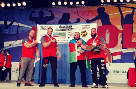 "Michael Todd: ""I wasn't sure I could win"" # Armwrestling # Armpower.net"