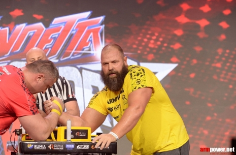 "Michael Todd: ""Pushkar is probably the most dangerous armwrestler now"" # Armwrestling # Armpower.net"